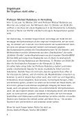 Gemeindebrief September bis November 2011 - Evangelische ... - Page 6