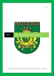 Het Carabinierke van de 3de Cie - SeniorenNet