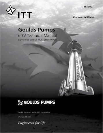 ITT Goulds Pumps
