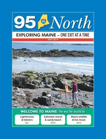 WELCOME TO MAINE: the way life should be. - Keep Me Current