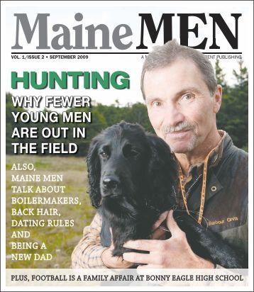 Maine Men September 2009 - Keep Me Current