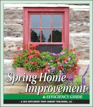 Spring Home Improvement - Keep Me Current
