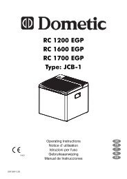 RC 1200 EGP RC 1600 EGP RC 1700 EGP Type: JCB-1 - Norauto