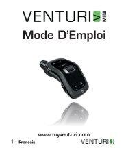 VenturiMiniManual FRENCH.indd - Norauto