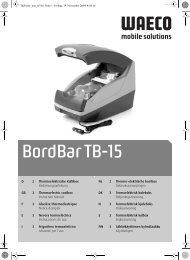 BordBar TB-15 - Distrelec