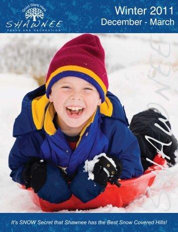 Winter 2011 - City of Shawnee