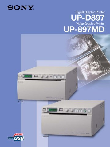 UP-D897 UP-897MD