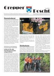 Juni 2013 - Gemeinde Greppen