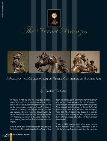 Karen Kasper - Desertheritagemagazine.com desert heritage ...