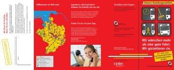 KONTAKTKARTE - Evb-service.de