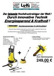 2011-09-26 - Kärcher K 4.00 EcoSilent - Lu-Ki