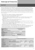 Firmware 8.2a - Agfeo - Page 5