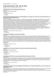 Onderzoeksprojecten (440 - 450 van 3538)