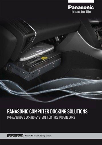 panasonic computer docking solutions