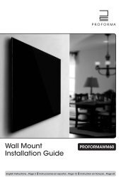 Wall Mount Installation Guide - Amazon Web Services