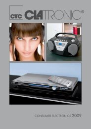 CONSUMER ELECTRONICS 2009 - RonchiHW