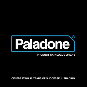 product catalogue 2012/13 celebrating 18 years of ... - UniFlip