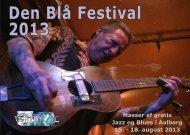 Den Blå Festival 2012 - UniFlip.com