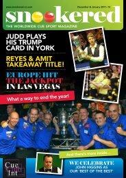 europe hit the jackpot in las Vegas JUDD PLAYS HIS ... - UniFlip.com