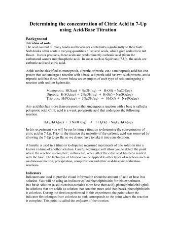Worksheets Acid Base Titration Worksheet acid base titration using method of double indicators acidbase chemistry teaching resources