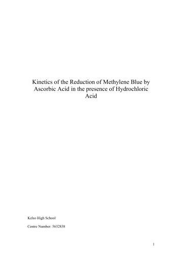 oxidation rate of ascorbic acid in Advances in physical chemistry is a peer-reviewed rate of reduction by ascorbic acid depends on the kinetics of oxidation of l-ascorbic acid by sodium.