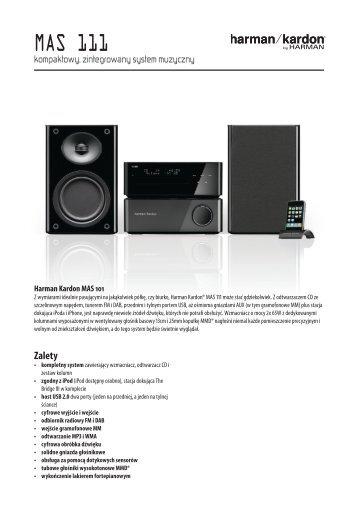 Karta katalogowa produktu. - RMS.pl