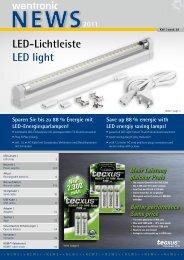 LED-Lichtleiste LED light - Wentronic