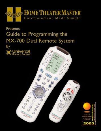 MXEditor Programming Manual - One Call