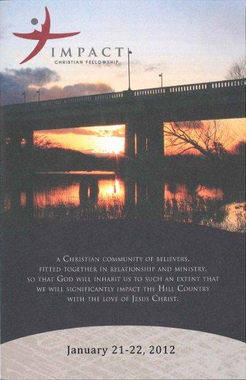 Untitled - Impact Christian Fellowship