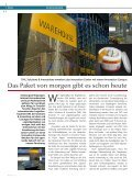 Das Paket von Morgen gibt es schon - Page 4