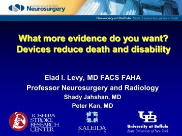 Devices reduce death and disability