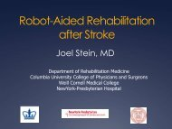 Stroke: New Treatment Approaches