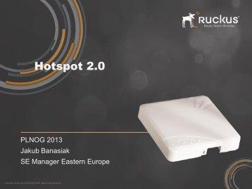 Hotspot 2.0 Release 2 - Proidea
