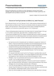Pressmeddelande - IAR Systems