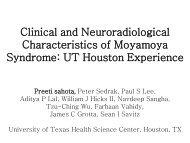 Clinical and Neuroradiological Characteristics of Moyamoya ...