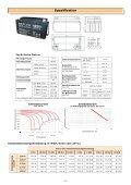 Wartungsfreie VRLA Batterie 12 Volt / 80 Ah Quester ... - Rotek - Seite 3