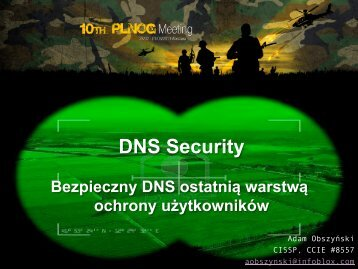 DNS Security - Proidea