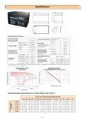 Wartungsfreie VRLA Batterie 12 Volt / 14 Ah - Rotek - Seite 3