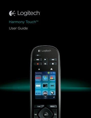 harmony 1100 user manual indb logitech rh yumpu com Logitech Harmony 1100 Remote Harmony 1100 Clean