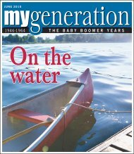 My Generation June 2010 - Keep Me Current