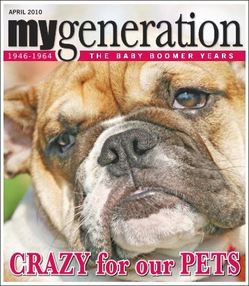 My Generation April 2010 - Keep Me Current