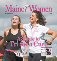 Maine Women August 2010 - Keep Me Current