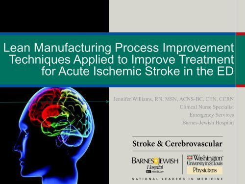 Lean Manufacturing Process Improvement Techniques Applied to ...