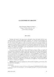 2. La legítima en Aragón, por José Antonio Serrano García