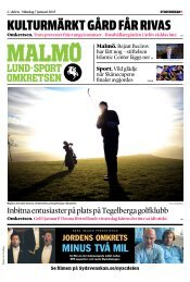 SDS-master 5.0.23 - Sydsvenska Dagbladet