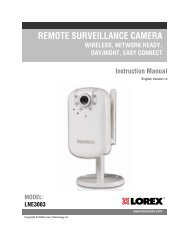 REMOTE SURVEILLANCE CAMERA - One Call