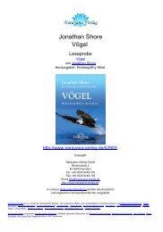 Jonathan Shore Vögel