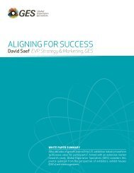 AliGninG for SUCCESS