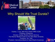 Why Should We Trust Durata?