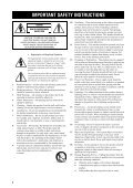 RX-V2600 - Electronic Warehouse - Page 2